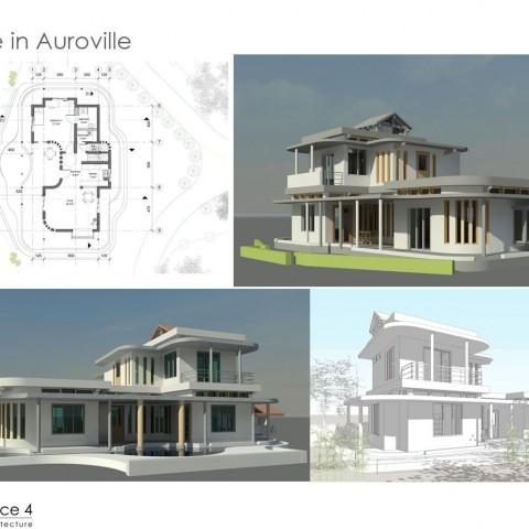 08 Auroville-House01